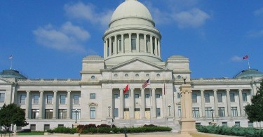 Arkansas Capital Building
