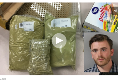 Tennessee man arrested for kratom