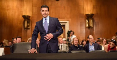 Gottlieb confirmed as FDA chief