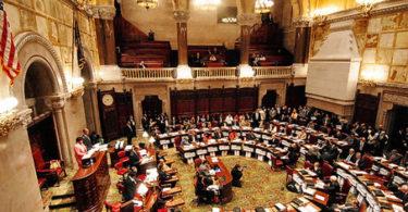 NY Senate Coup