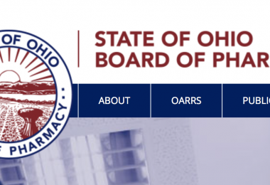 Ohio Board of pharmacy