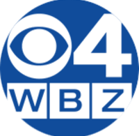 WBZ Boston Logo Blue