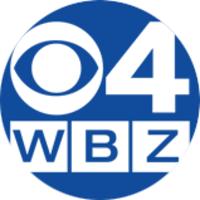 WBZ Boston Logo Blue